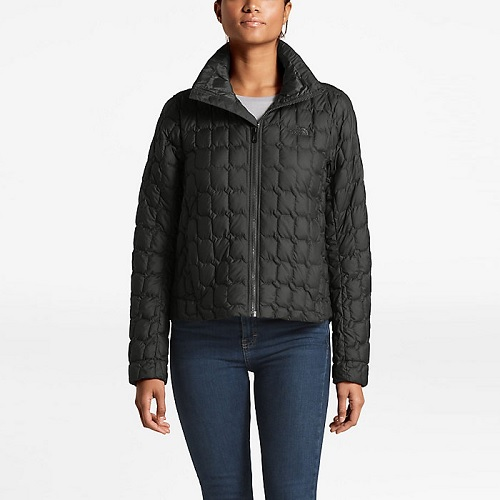 【額外8.5折】雙色碼全~THE NORTH FACE 北面 Thermoball Crop 女士保暖夾克