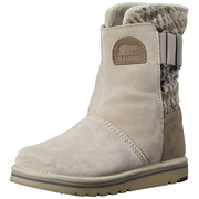 免運費直郵!【中亞Prime會員】Sorel 北極熊/冰熊 Newbie 女士中筒雪地靴