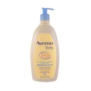 【2件0稅免郵】Aveeno 嬰兒保濕乳液 不含香料 532ml