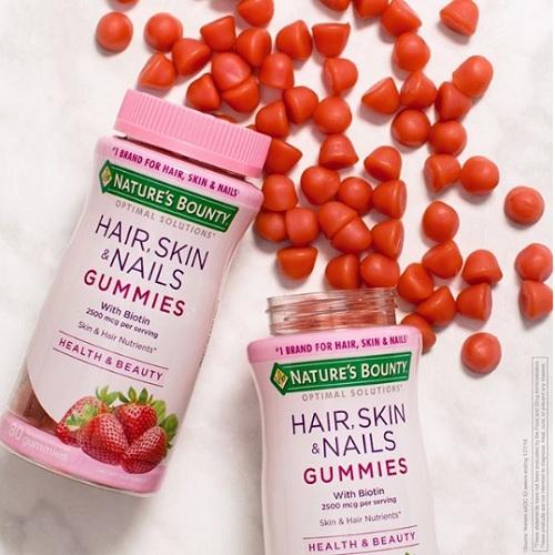 Walgreens:精選 Nature's Bounty 自然之寶 維生素營養補劑