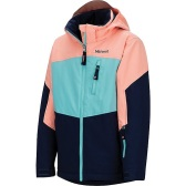 【8折+高返12%】3色碼全~Marmot 土撥鼠 Elise 女童滑雪夾克