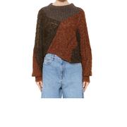 ISABEL MARANT éTOILE 拼貼羊毛針織衫