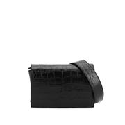 TOD'S 鱷魚紋壓紋皮革單肩包