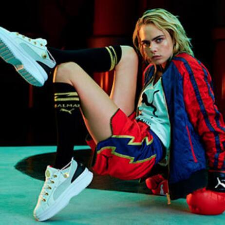 Puma JP:PUMA X BALMAIN 首個聯名系列服飾鞋包