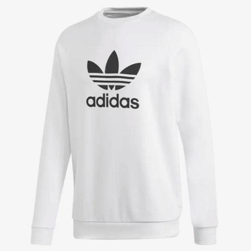 adidas Originals 三葉草 男子圓領衛衣