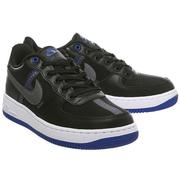Nike 耐克 Air Force 1 空軍1號 深藍黑色運動鞋