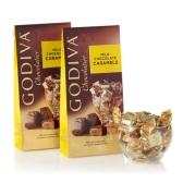 Godiva 歌帝梵 焦糖牛奶巧克力 2件 19個/件
