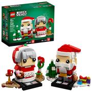 LEGO 樂高 方頭仔系列 圣誕老爺爺和老奶奶套裝 40274