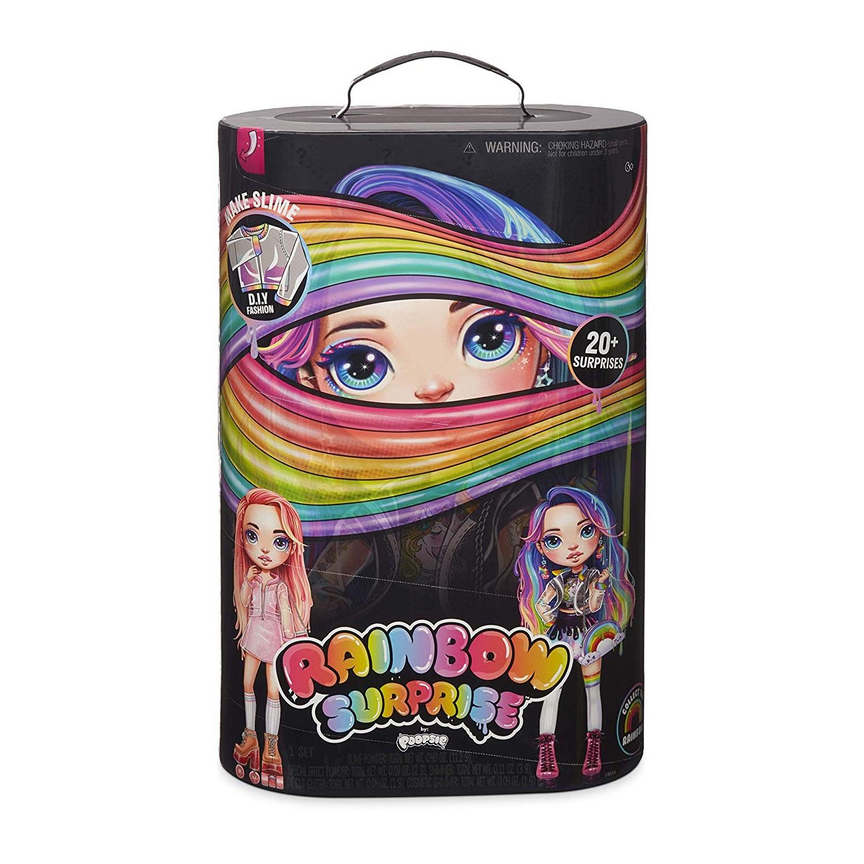 【中亞Prime會員】Poopsie 超大獨角獸便便彩虹娃娃史萊姆水晶泥盲盒