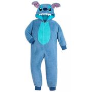 Disney 迪士尼 史迪仔兒童連體睡衣