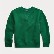 【2019黑五】Ralph Lauren 拉夫勞倫 Cotton-Blend-Fleece Sweatshirt  2-7歲衛衣
