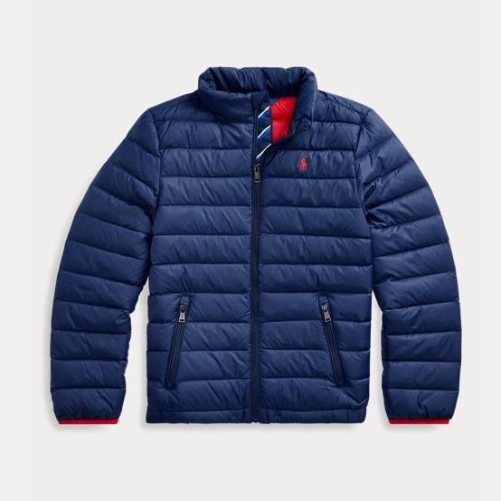 【2019黑五】Ralph Lauren 拉夫勞倫 Packable Quilted 8-20歲羽絨服