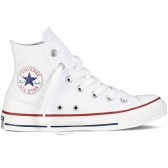 Converse 匡威 Chuck Taylor All Star 經典白色高幫帆布鞋