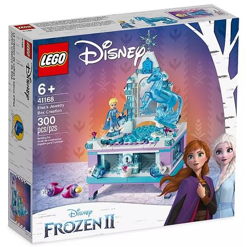 Disney 迪士尼 Lego 樂高 冰雪奇緣2 Elsa的珠寶盒