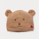 【2019黑五】Ralph Lauren 拉夫勞倫 Embroidered 小熊羊毛混紡毛線帽