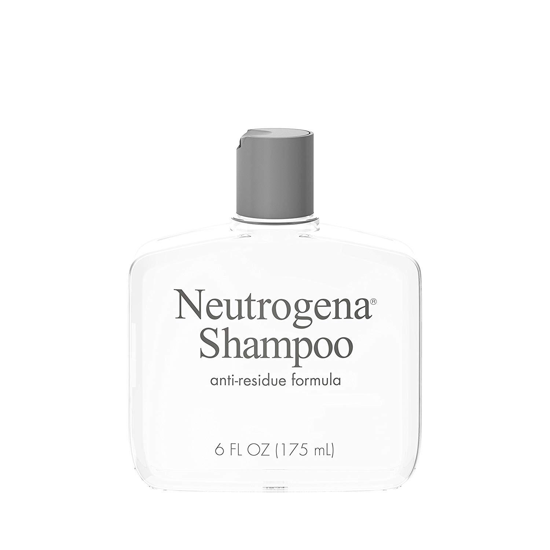 滿4件立減¥35!【中亞Prime會員】Neutrogena 露得清 去殘留清爽深層清潔洗發水 175ml