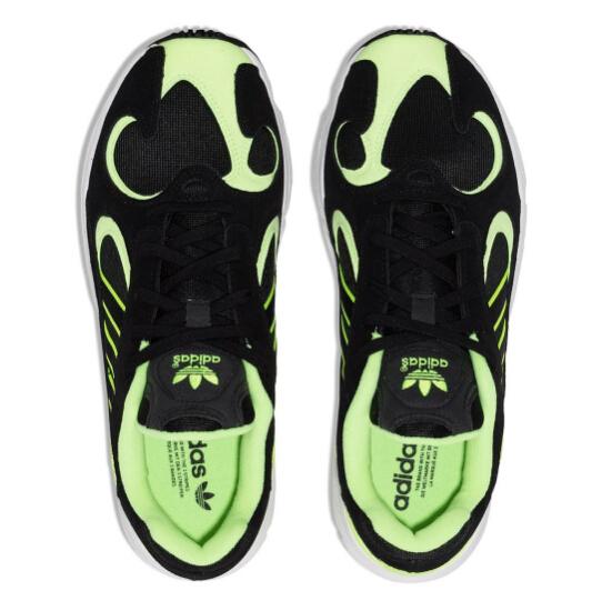 ADIDAS Yung-1男士低幫運動鞋