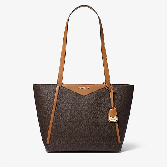 【额外7.5折】Michael Kors Whitney 小号 logo 托特包