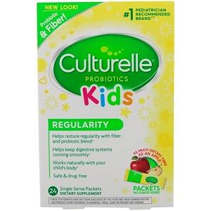 【1件0稅免郵】Culturelle 兒童益生菌 24包