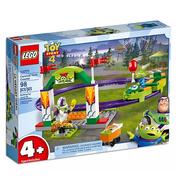 Disney 迪士尼 玩具總動員4 Lego 樂高 嘉年華驚險過山車套裝