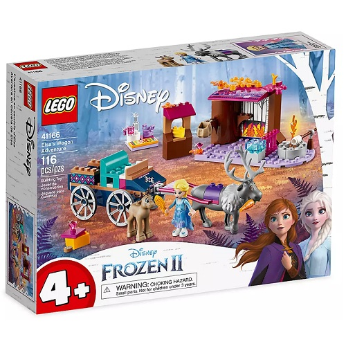 Disney 迪士尼 冰雪奇緣2 Lego 樂高 艾莎的旅行車冒險套裝