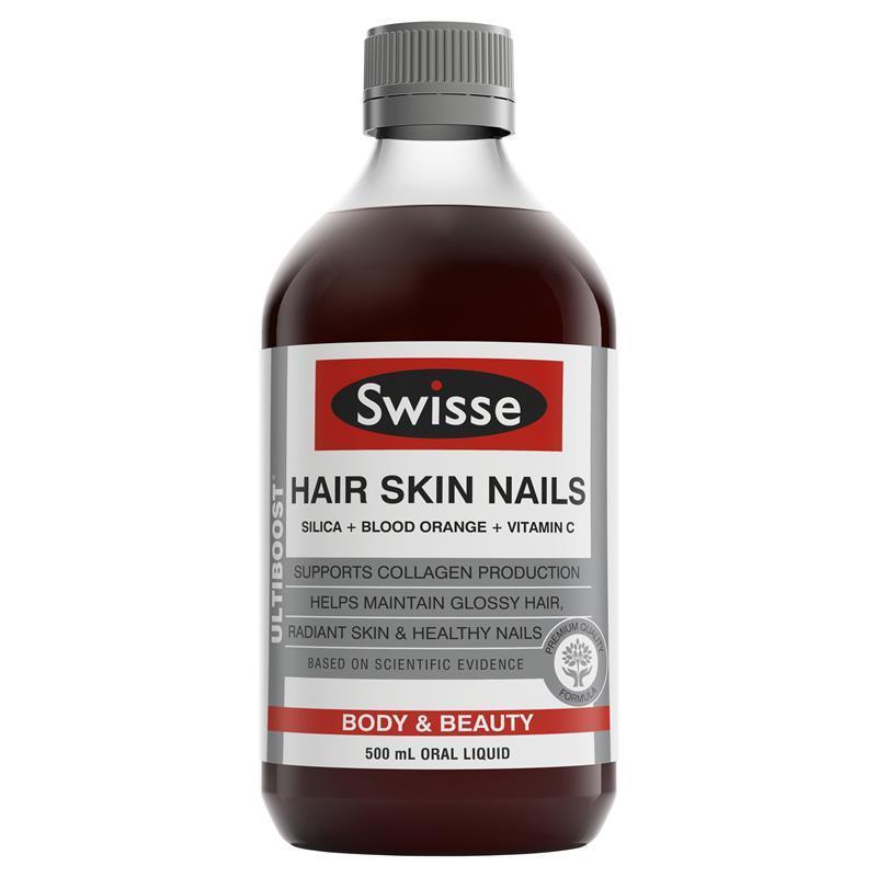 【55專享】Swisse Ultiboost 發膚甲 膠原蛋白水 500ml