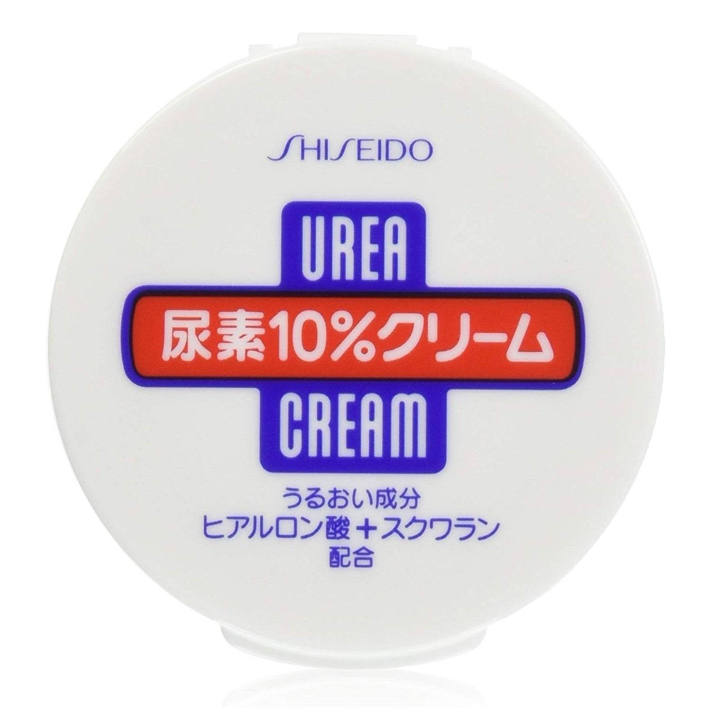 【中亞Prime會員】Shiseido 資生堂 白罐尿素滋潤護手霜 100g*3個
