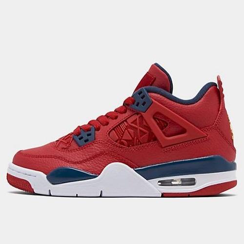 【新低】Air Jordan 喬丹 Retro 4 大童款籃球鞋