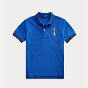 Ralph Lauren 拉夫勞倫 Football Bear 2-7歲POLO衫