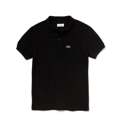 3Y 有货~LACOSTE Piqué Cotton Polo 童款polo衫