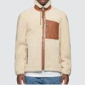 LOEWE 毛氈夾克