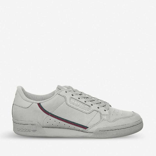 【雙12】Adidas 阿迪達斯 Continental 80 皮革運動鞋