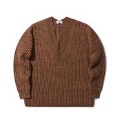 Acne Studios 羅紋 V 領針織毛衣