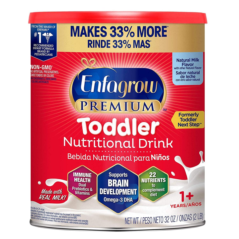 【中亞Prime會員】Enfagrow 美贊臣 金樽 嬰幼兒3段奶粉 907g*6罐裝