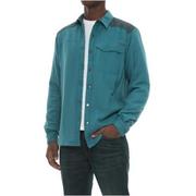 3色~Columbia 哥倫比亞 Silver Ridge 男款法蘭絨長袖襯衫