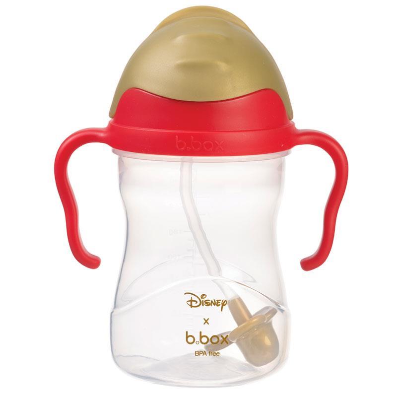 【55專享】滿減10澳!B.box 嬰幼兒重力球吸管杯 迪士尼中國新年限量版