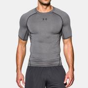 【滿減30元】免郵中國!UA HeatGear? Armour 男子強力伸縮型運動上衣