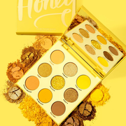 7.5折補貨!ColourPop UH-HUH HONEY 萌黃盤