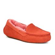 6碼有貨~UGG Ansley Water Resistant 防水毛絨平底鞋