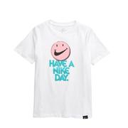 NIKE Sportswear 童款白色T恤衫