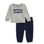 LEVI'S 小童款T恤長褲套裝