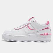 Nike 耐克 Air Force 1 Low 女子板鞋 粉白