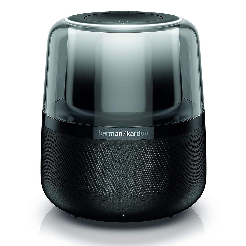 【中亞Prime會員】Harman Kardon 哈曼卡頓 Allure 音樂琥珀無線藍牙智能音箱