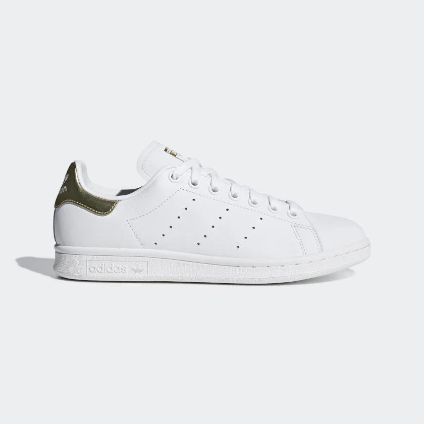 滿$20額外8折!Adidas 阿迪達斯 Stan Smith 女士休閑鞋