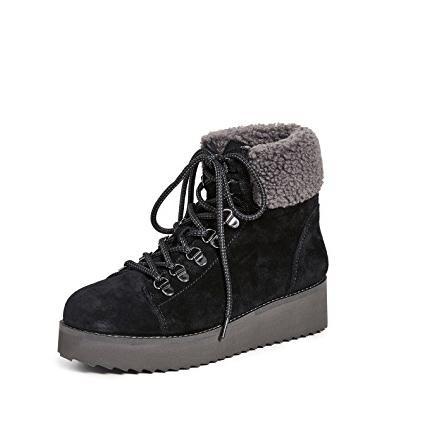 Sam Edelman Franc Boots 毛絨短靴