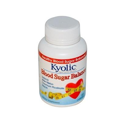 【2件0稅免郵】支付寶再減20元!Kyolic 大蒜提取膠囊 平衡血糖 100粒