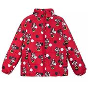 Disney 迪士尼 女孩紅色米妮外套