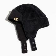 Champion 冠軍 Faux Fur Trapper Hat 仿皮草飛行員帽