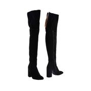 Yoox 自營品牌 8 Boots 過膝高筒靴