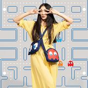 童年回憶販賣機:Kipling X Pac-man 吃豆人聯名系列